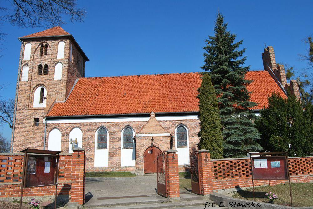 Kościół p.w. św. Jakuba Apostoła w Żmijewie