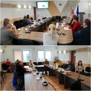 Spotkanie Zespołu ds. Rozwoju Turystyki i Promocji Gminy Zbiczno