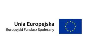 logo Europejskiego Funduszu Społecznego